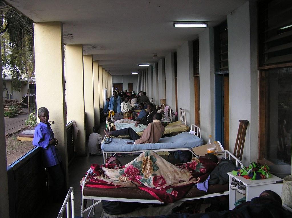 "Kamuzu Central Hospital - Lilongwe Malawi | Patient ""rooms"