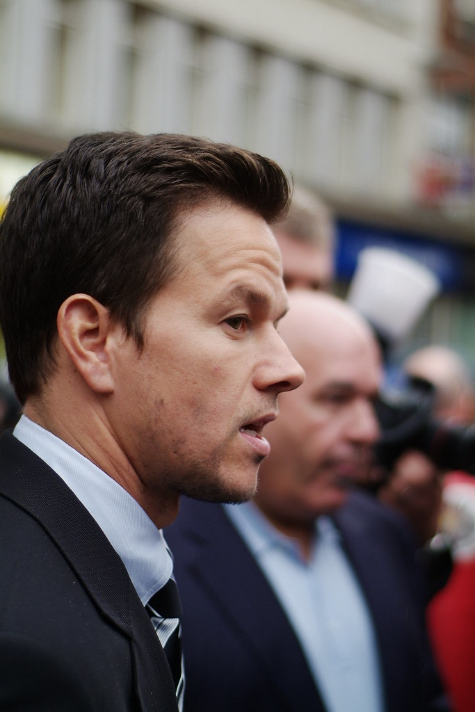 Shooter - Movie premiere | Mark Wahlberg | S Pakhrin | Flickr Mark Wahlberg