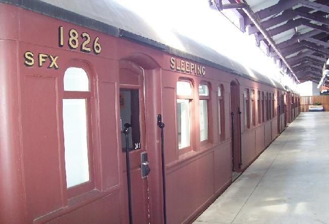 Railway Square Hostel, Sydney