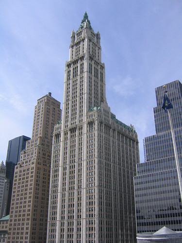 Woolworth Building | by rollingrck