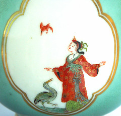 Chinoiserie | by early porcelains
