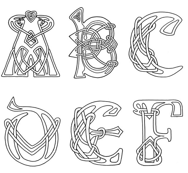 Coloring Page Celtic F C: Free To Use In Art, Not For