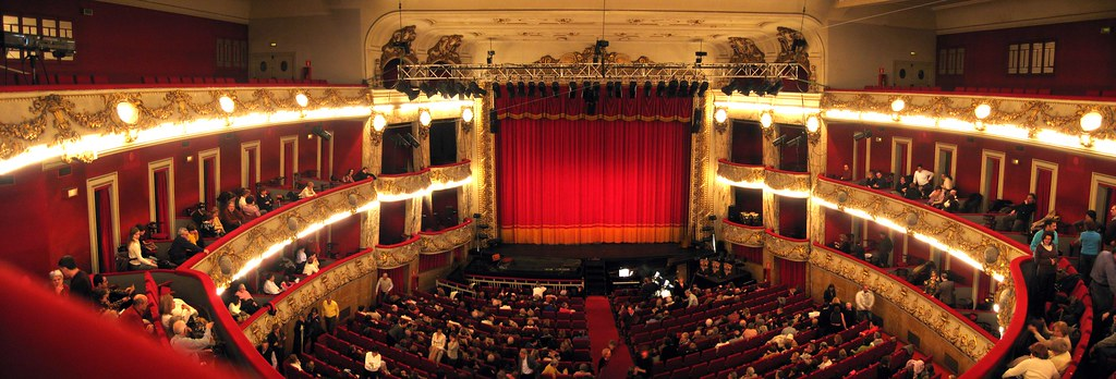 TEATRO TÍVOLI | Interior del teatre Tívoli, Barcelona