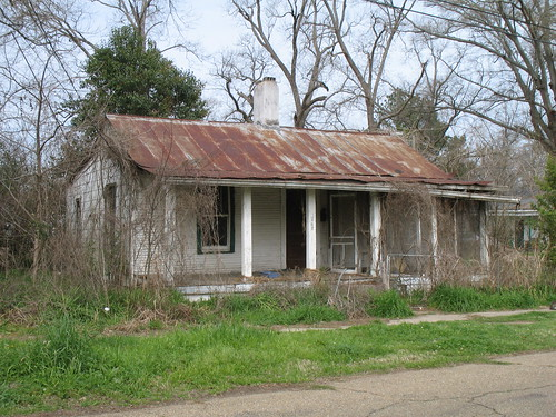 Rusted Tin Roof Port Gibson Mississippi