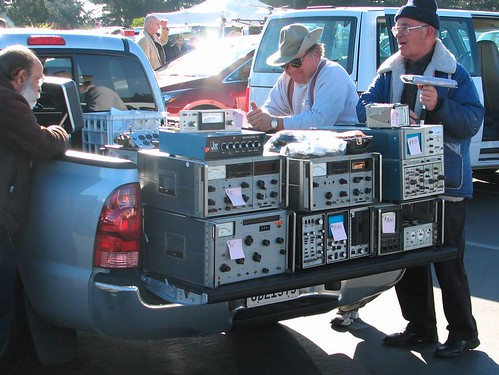 Tailgating for electronics guys | by oskay