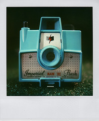 Face Off - Imperial Camera vs. Polaroid SX-70 | by tubes.