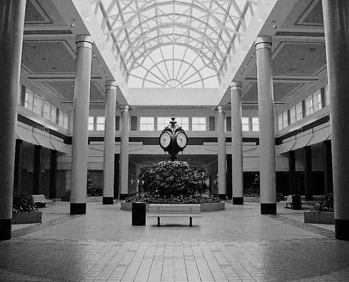 Montgomery Al Black Amp White Mall The Mall Black