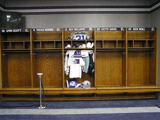 Inside Nfl Locker Room