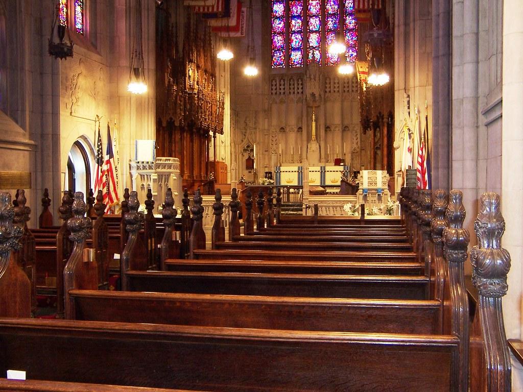 Valley Forge, PA Washington Memorial Chapel interior   Flickr