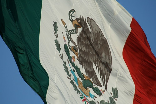 Mexico Flag / Bandera de Mexico | by Esparta