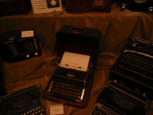 Typewriters in the 21st Century