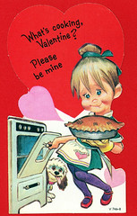 Baker Girl Valentine | by Neato Coolville