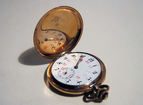 Pocket Watch | by Steffe