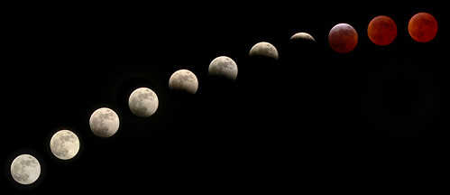Lunar Eclipse March 2007 | by vee8