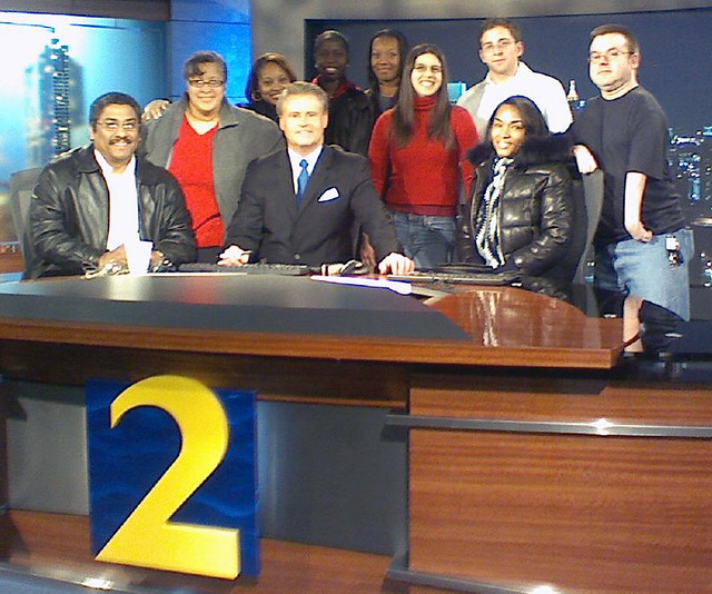 Latest News Channel: The New Channel 2 News Crew 2