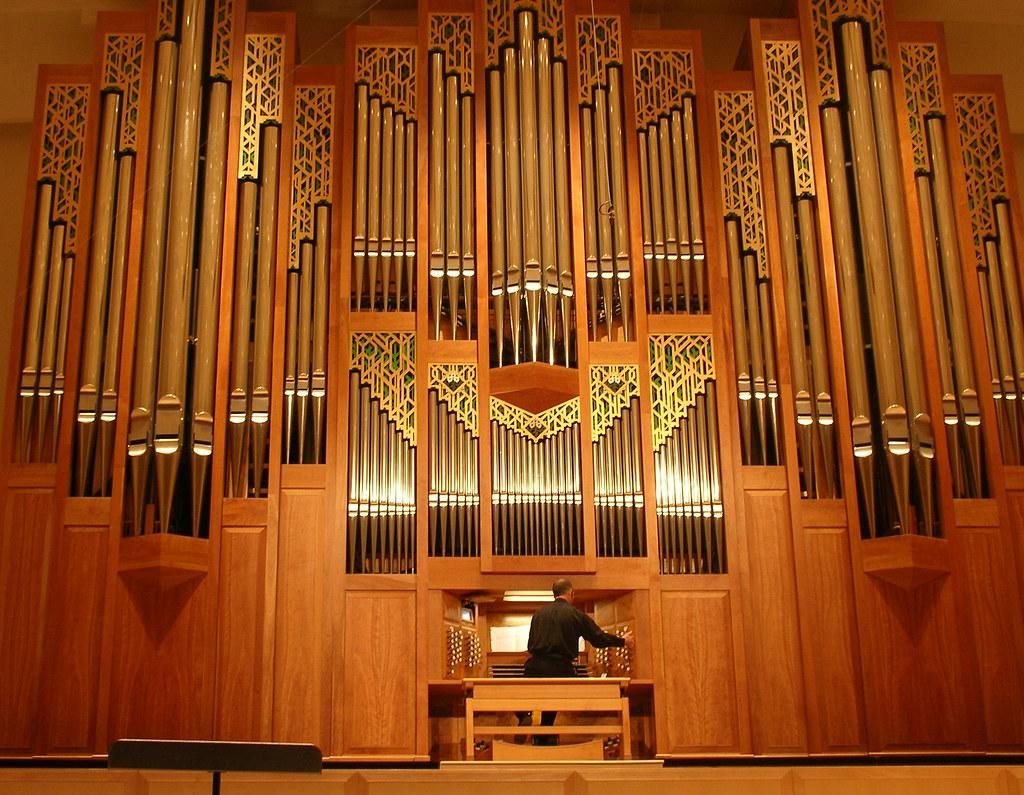 David Owens At The Pipe Organ David Owens Music