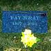 Fay Wray's grave