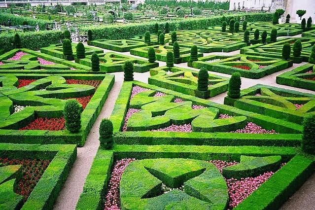 Château de Villandry Gardens | Loire Valley - France June 20… | Flickr