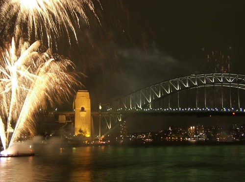 Sydney Harbour Bridge - 75 years old today | by badjonni