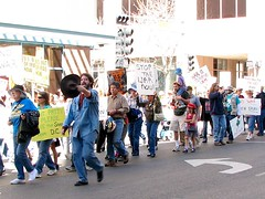 ABQ Peace Rally-March 17, 2007 | by stay-at-home-gypsy