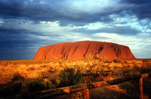 Uluru Sunset | by ernieski