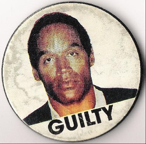 OJ Simpson Pog - Guilty | The Pop Box | Flickr