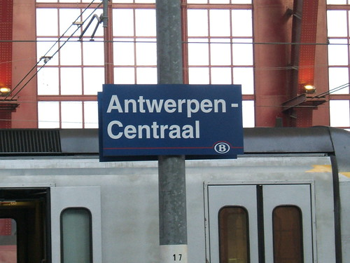 Antwerp Central | by LHOON