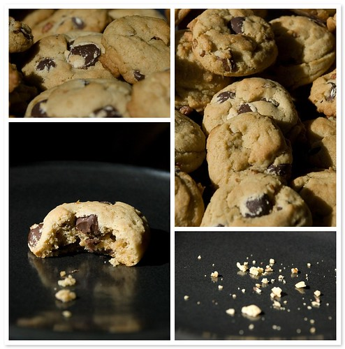 Chocolate Chip Cookie Mosaic | by kurki15