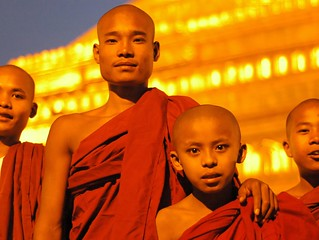 Young Monks | by Ralph_L