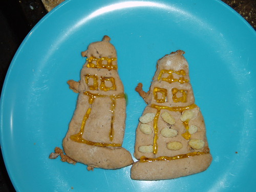Dalek biscuits | by Stockwell Penguins