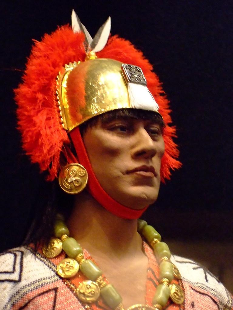 A D B B on Pachacuti Inca