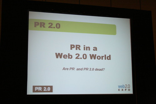 PR 2.0 Panel @W2E | by b_d_solis
