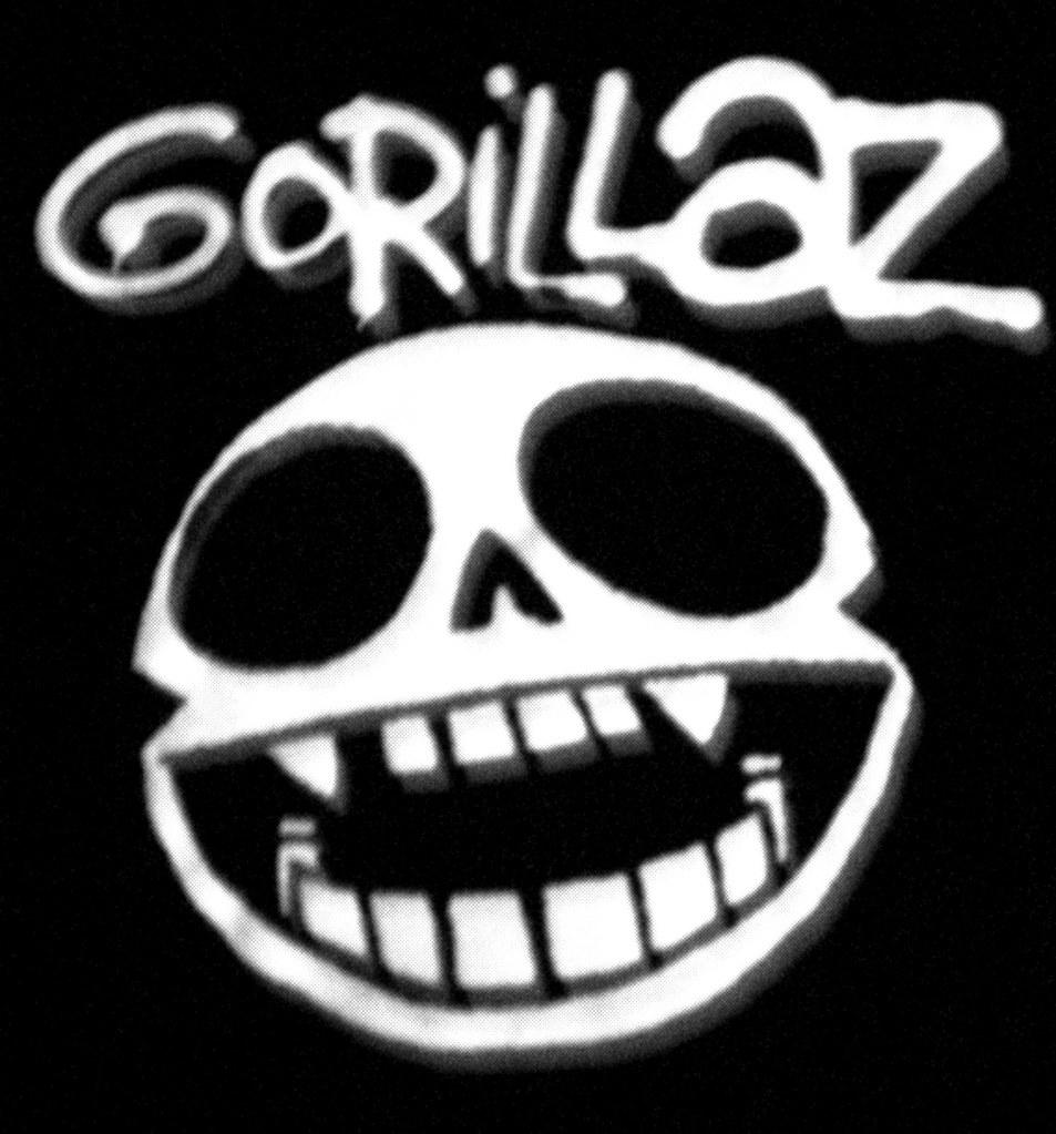 is the skull logo their official logo gorillaz