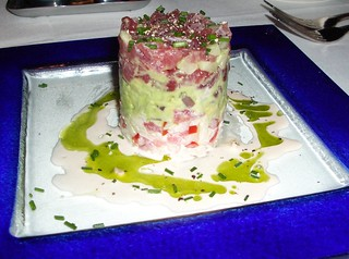 Blue Ridge Grill Tuna Tartare | by yumcat