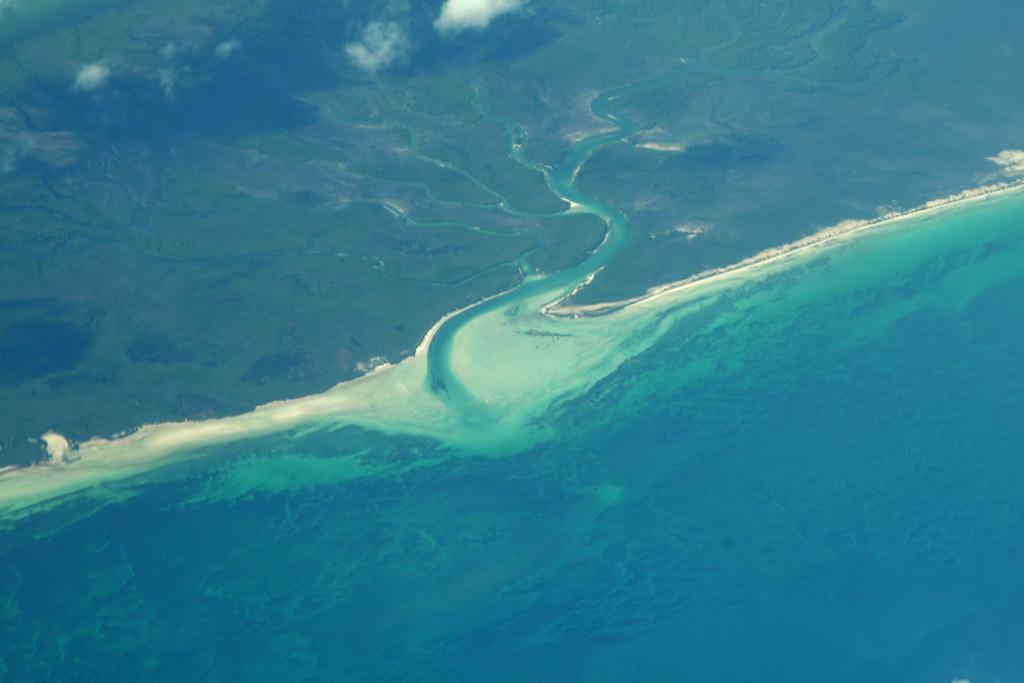 Cayo Fragoso Off The North Coast Of Cuba From 40 000