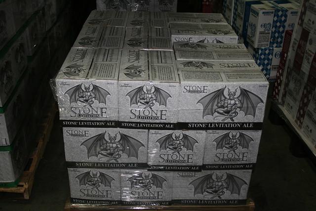Stone Levitation Ale : Photo