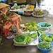 Market / Vietnam, Mekong River