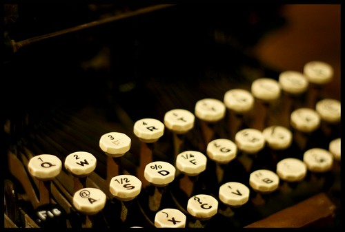 Typewriter | by rutty