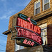 Evening: Turillo's Steak House, Lincoln Highway, Jennerstown, PA