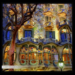 MY BEST PHOTO! - January 2006 - Casa Batlló | by tom29ger