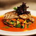 sauteed red snapper
