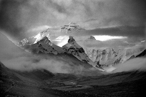 Mt. Everest | by Leonid Plotkin