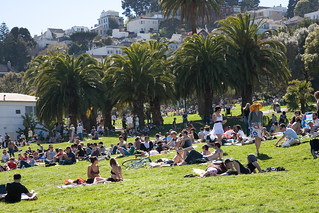 Dolores Park | by bgreenlee