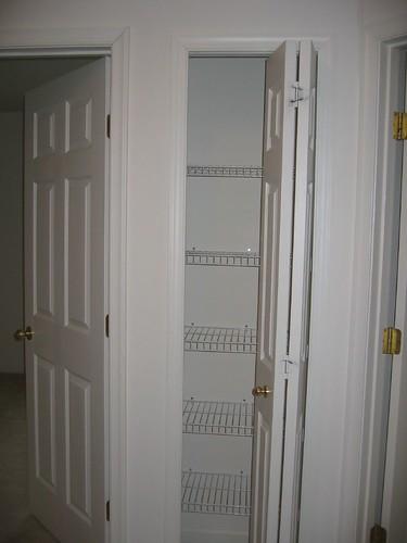 Walk in pantry door size - Home Forums - GardenWeb
