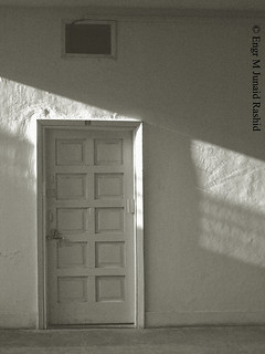 Shadows and The door | by Engineer J