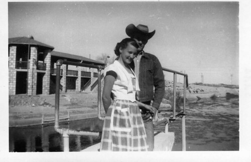 Jimmy Dock And Nancie Petty Taken At Comanche Springs Bac Flickr
