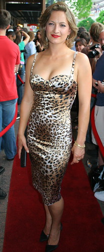 Zoe Bell - Grindhouse Premiere | by deneyterrio
