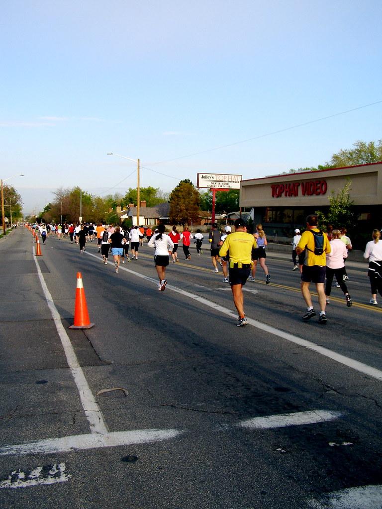 Salt Lake City Marathon #3  Clint Gardner  Flickr