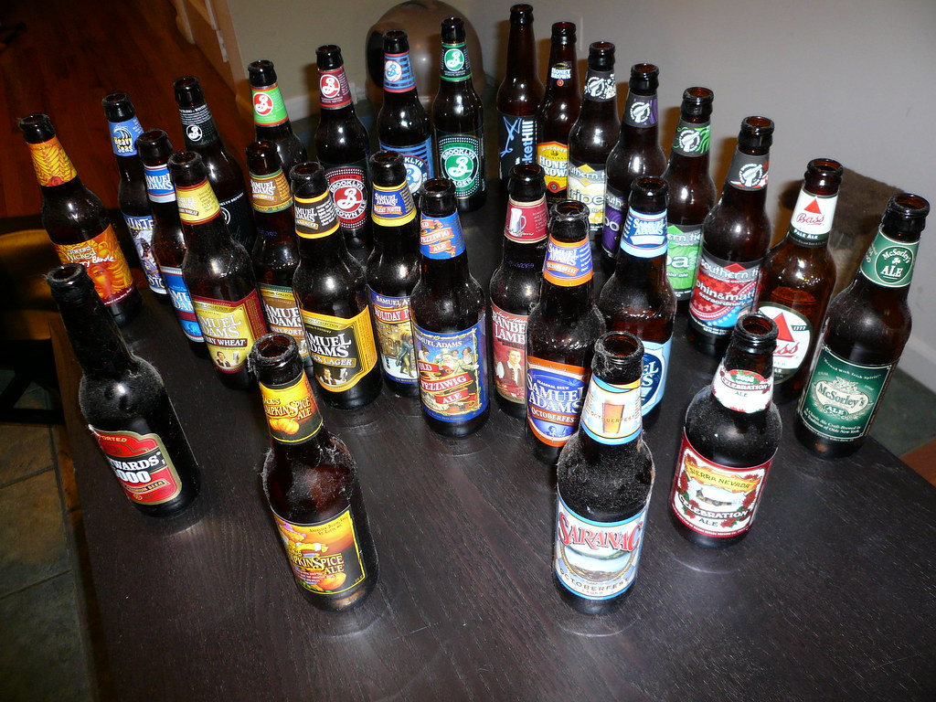 28 Bottles Of Beer On The Table I Had Been Collecting