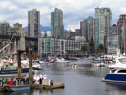 False Creek and Spot Prawn Festival | by Ruth and Dave